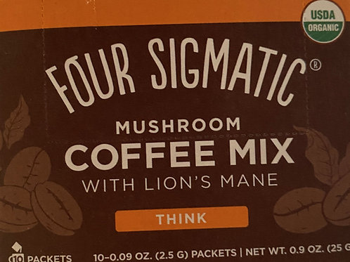 Mushroom Coffee Mix with Lion's Mane- Think