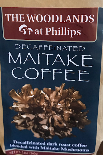 Maitake Coffee Decaffeinated