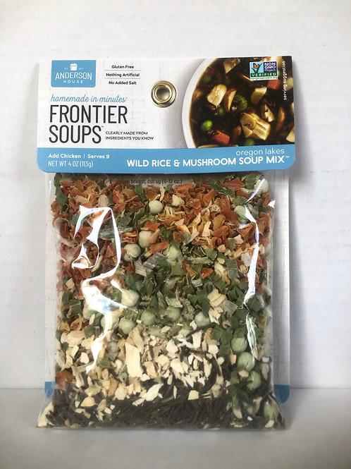 Wild Rice & Mushroom Soup Mix