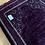 Thumbnail: Royal Sejadah - Padded Luxury Prayer Mat - Prayer Rug - Janamaz