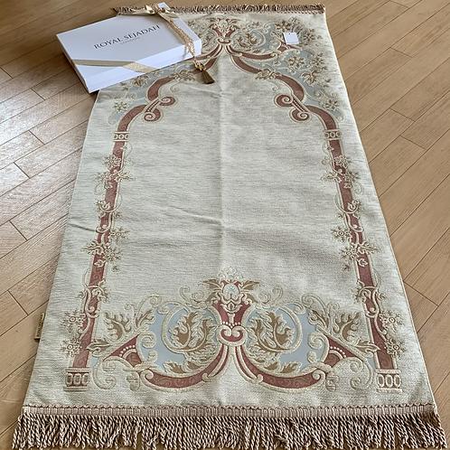 Royal Sejadah - Lightly Padded Luxury Prayer Mat - Prayer Rug - Janamaz