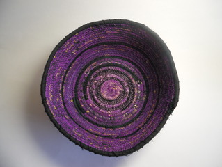 Sewing Pottery - Yes, people do that.