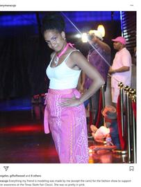 Pinkapalooza Fashion Show