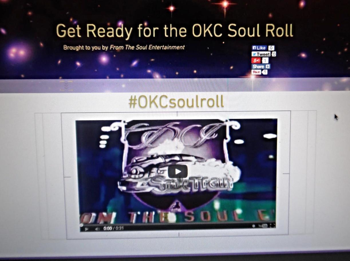 OKC Soul Roll Website