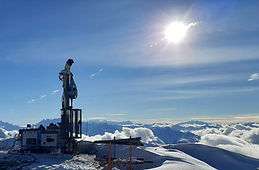 SILFRA - Forages à 3100 m