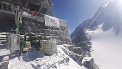 Les Grands Montets - 3300m