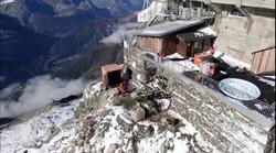 Travaux Géotechnique à 3300 m