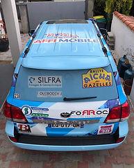 SILFRA - Rallye des Gazelles