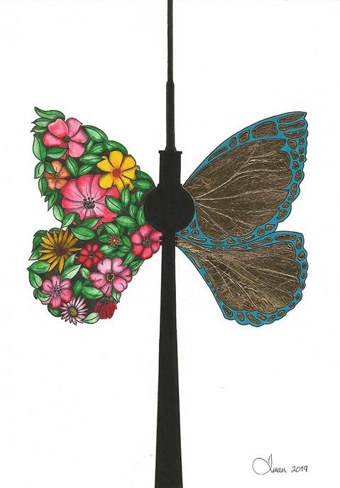 """It gives me Butterflies"""