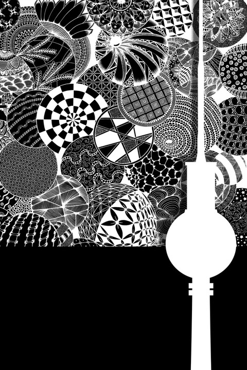 """Berlin TV Tower"""