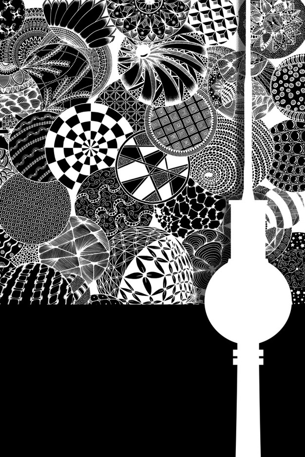 """Berlin TV Tower"""
