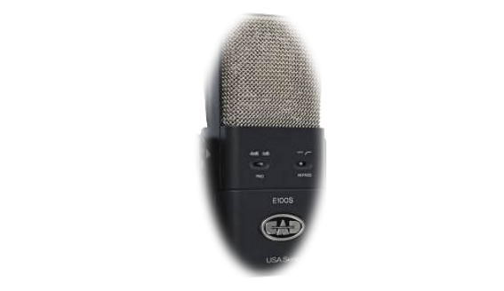 foto-microfone-cad-e100s-usado-na-gravação