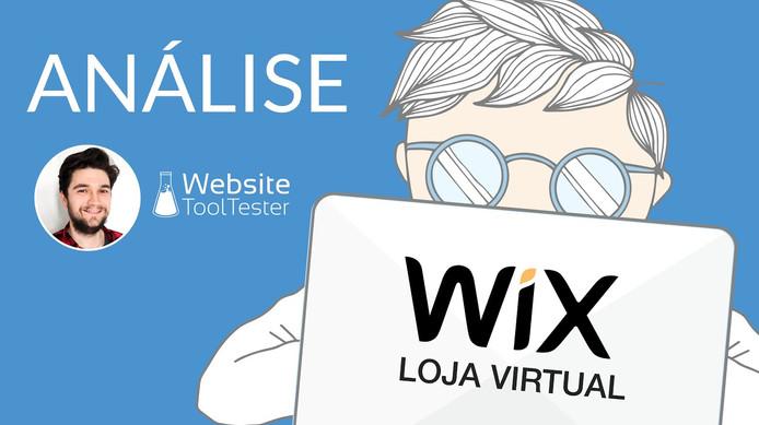 Loja virtual Wix