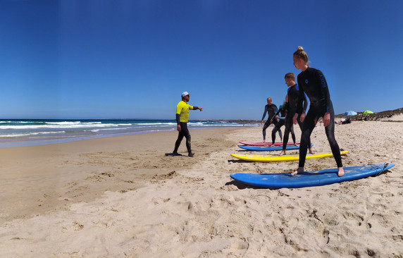 We are always ready to share surf experiance and surf knowledge with your