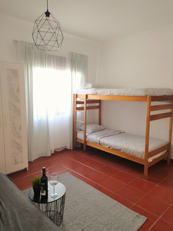 Master Double room - for couples and families with capacity of 4 people