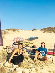 Best Surf Vacations in Alentejo beaches