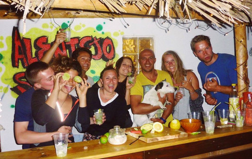 Caipirinha Party!