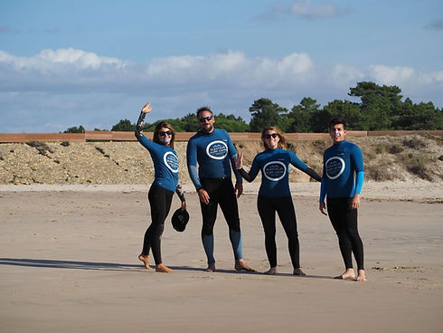 Alentejo Surf Camp in Portugal for begin