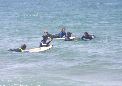 Family Surf Package in Alentejo Surf Cam