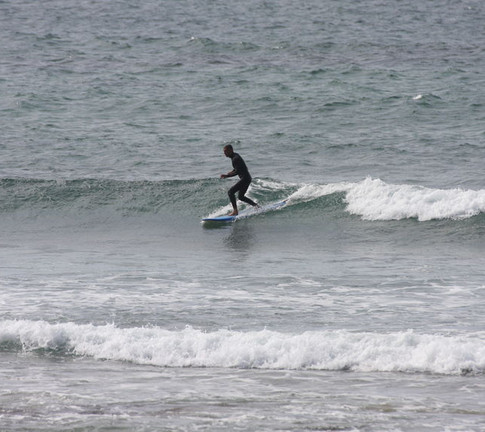 Surf Course for intermediate in Portugal