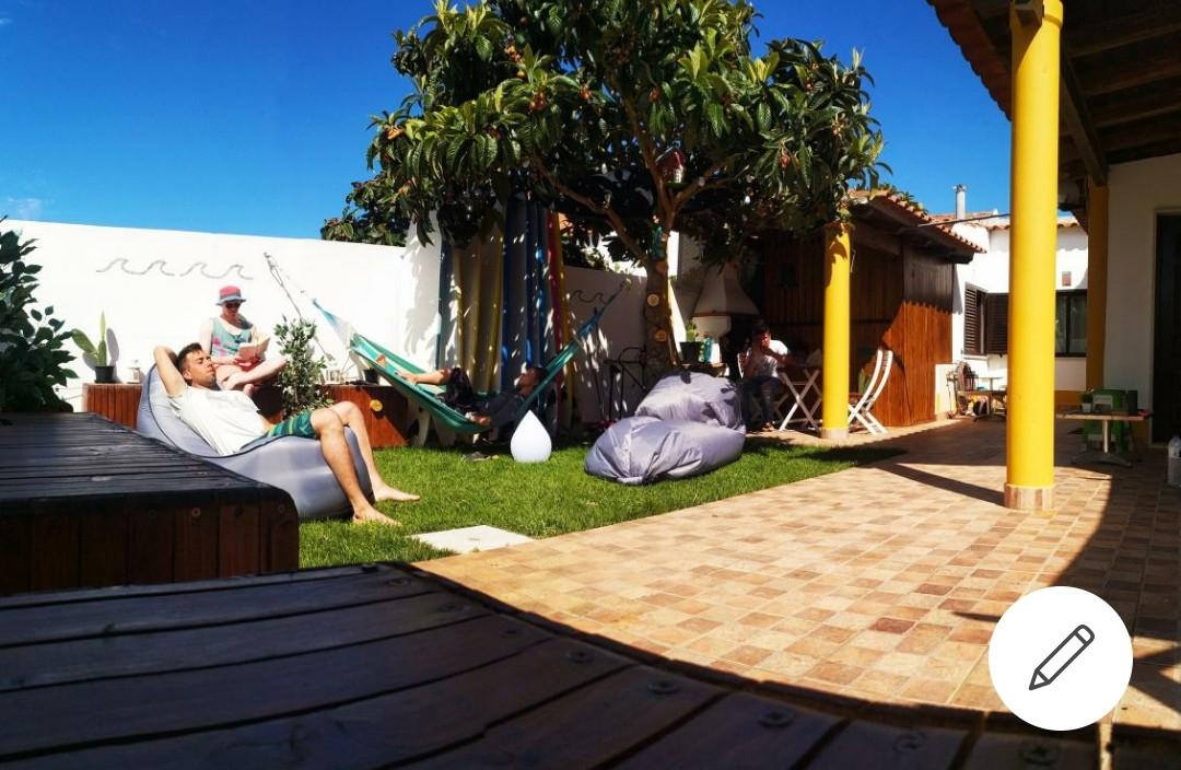 Alentejo Surf School Camp Milfontes Garden.jpg