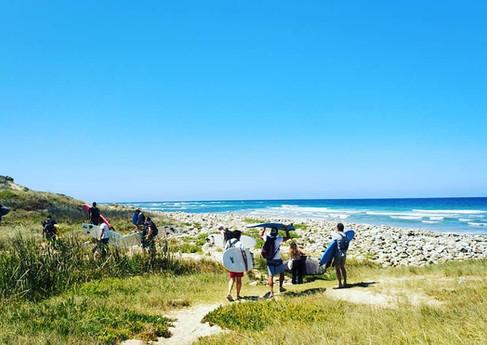 Best surf spots of Alentejo Coastline
