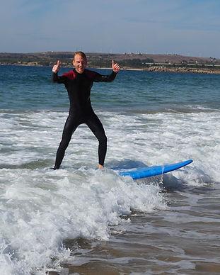 Surf lesson beginner_Alentejo Surf Camp.