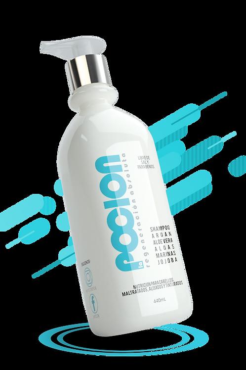 Shampoo sin sal La Pocion
