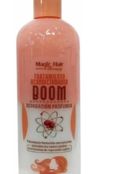 Tratamiento Acondicionador Boom Peinado Instantaneo
