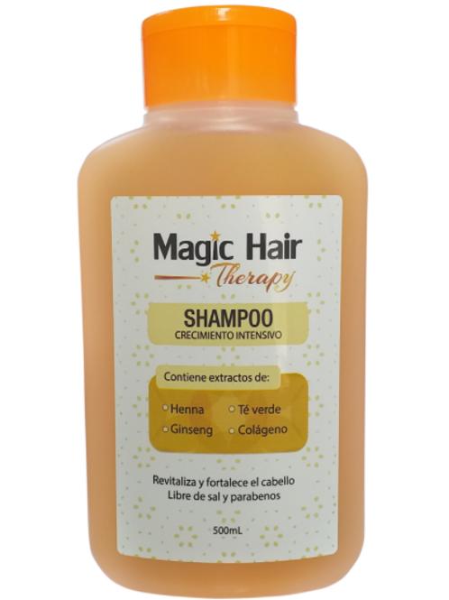 Shampoo Crecimiento Intensivo