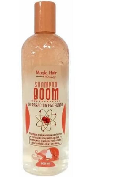 Shampoo Boom Peinado Instantaneo