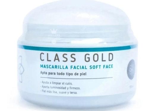 Mascarilla Facial Soft Face
