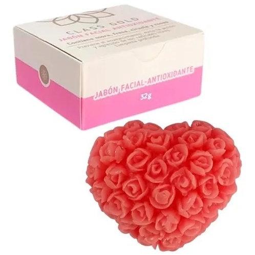 Jabón Facial Antioxidante Piel Mixta a Seca 32grs