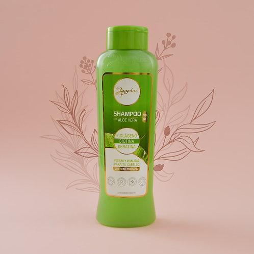 Shampoo Áloe Vera Anyeluz