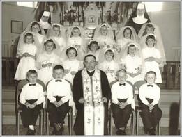 First Communion - 1962