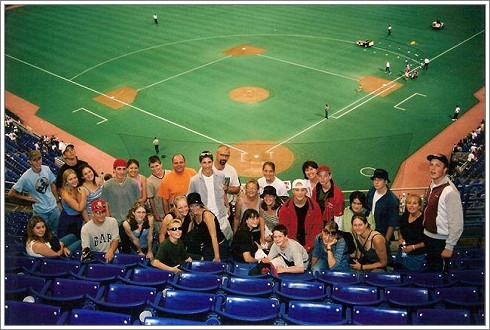Youth Group Trip - 2002