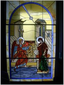 Holy Cross Mosaics