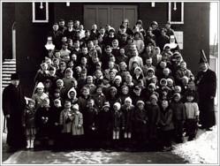 Children at Holy Transfiguration