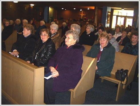 Members of St. Anne's