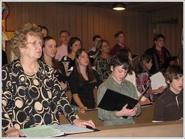 Holy Cross Choir