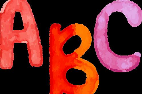 ABCs and Art (K-1st)
