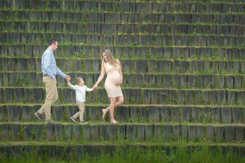 Schwangerschaftsfotos, Babybauchfotografie in Troisdorf