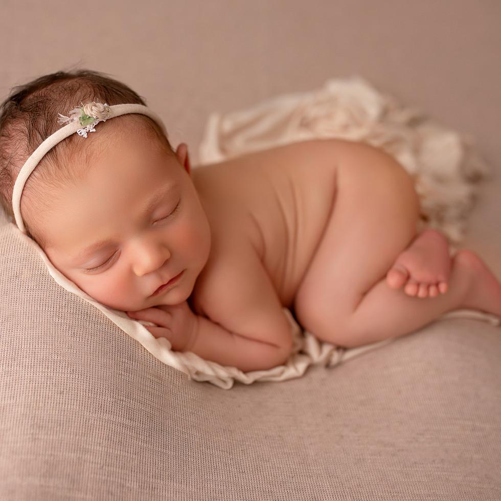 Baby Mädchen