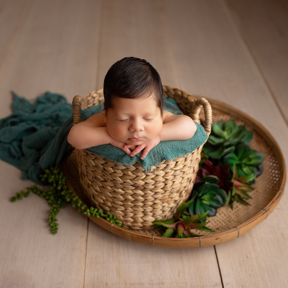 Baby foto schlafen