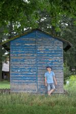 Kinderfotoshooting Outdoor
