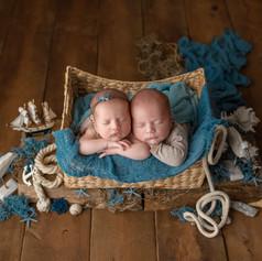 zwillinge newborn