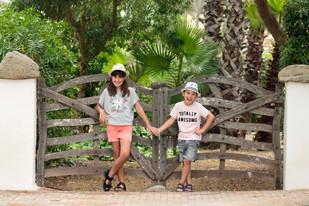 Kinderfotoshooting auf Mallorca