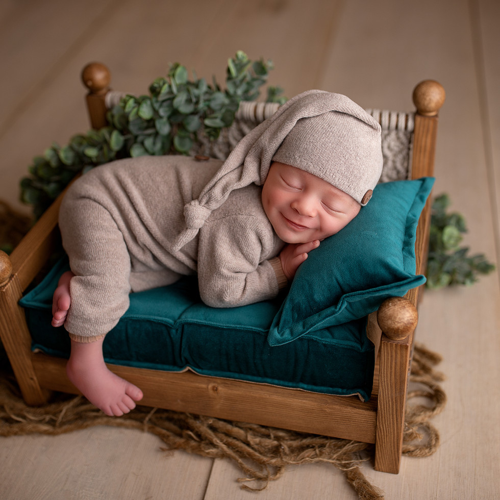 Baby fotograf bad ens