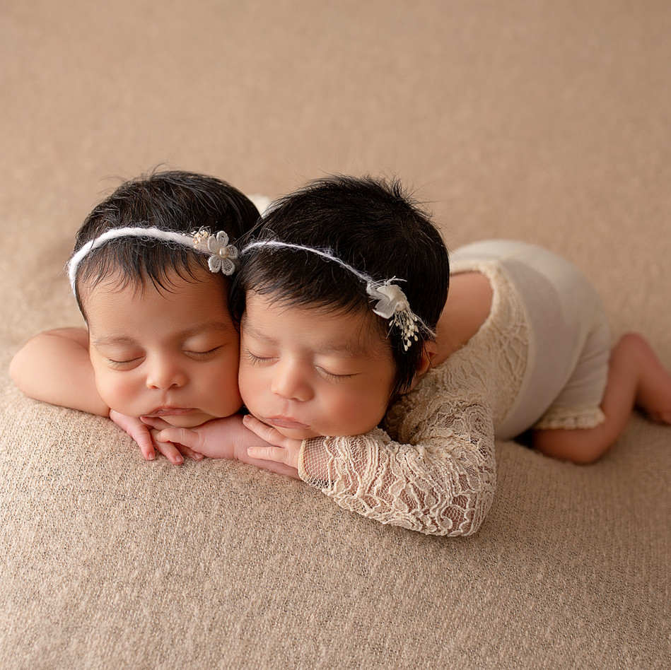Zwillinge Fotografie