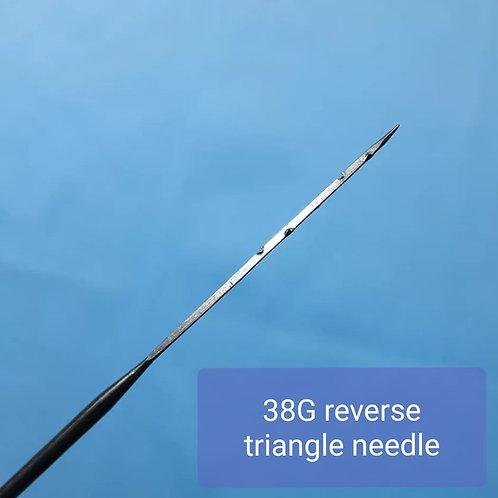 38G Reverse Triangle Felting Needle
